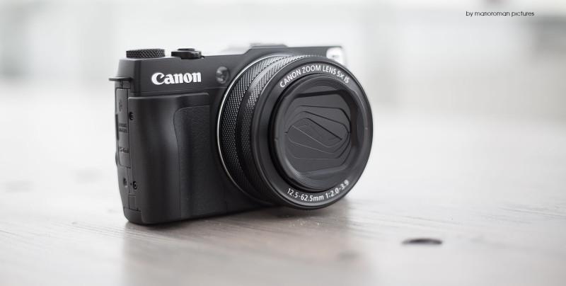 Canon G1X Mark II - Fanaticar Magazin