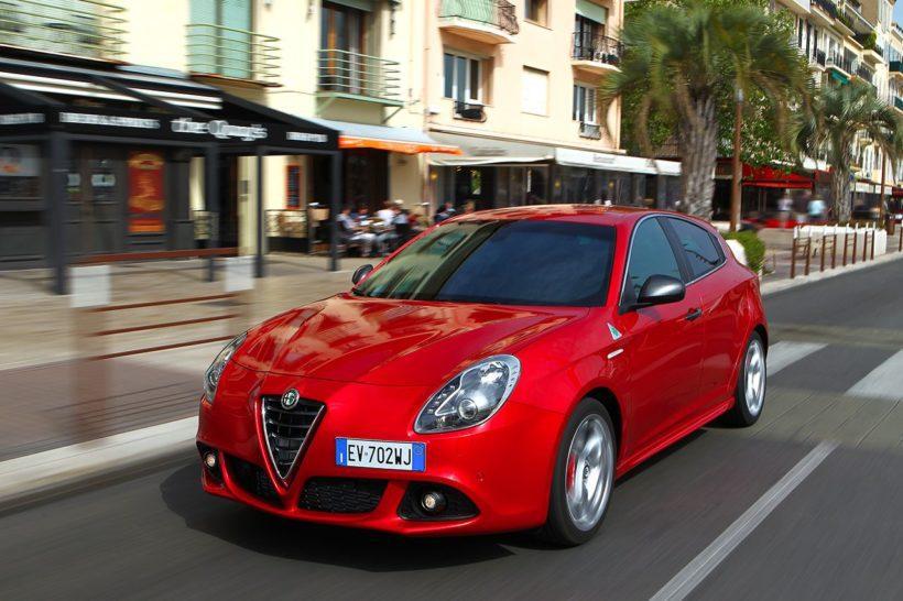 2014 Alfa Romeo Giulietta Quadrofoglio Verde - Fanaticar Magazin