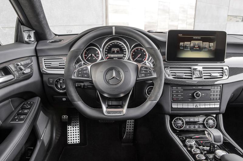 2015 Mercedes-Benz CLS - Fanaticar Magazin