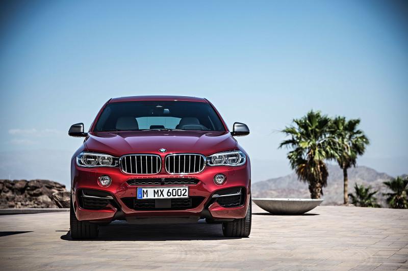 2014 BMW X6 M5.0d - Fanaticar Magazin