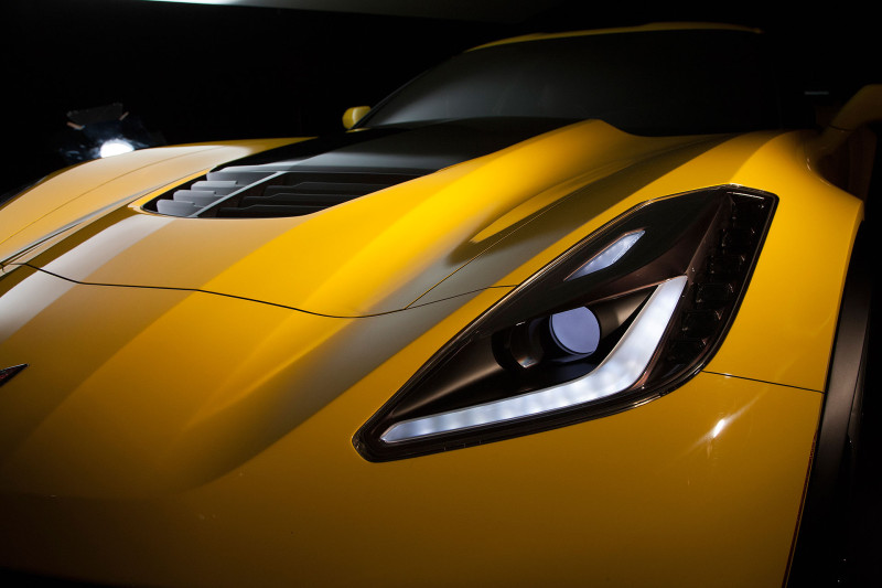 2015 Chevrolet Corvette Z06 - Fanaticar Magazin
