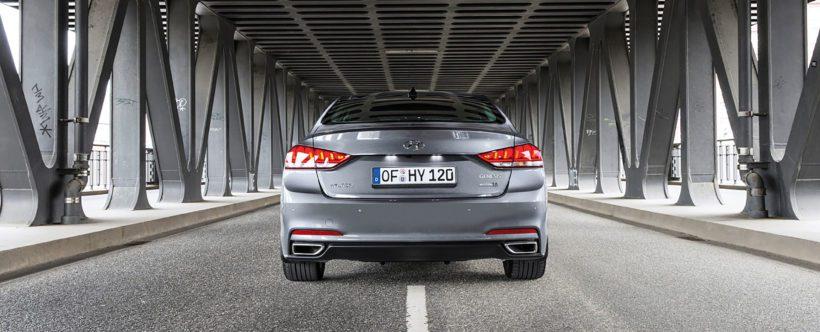 Hyundai Genesis Limousine - Fanaticar Magazin