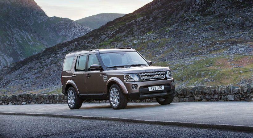 2015 Land Rover Discovery - Fanaticar Magazin