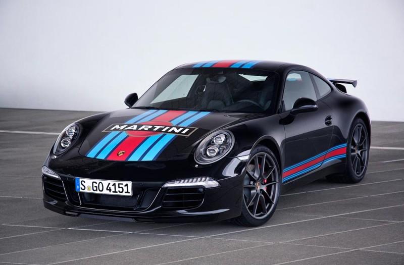 "Porsche 911 S Martini Racing Edition"" - Fanaticar Magazin"