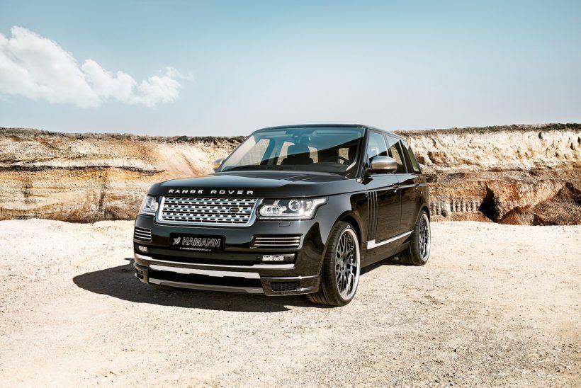 2014 Range Rover Vogue by Hamann - Fanaticar Magazin