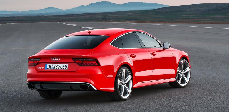 2014 Audi RS7 Sportback - Fanaticar Magazin