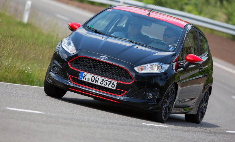 2014 Ford Fiesta Sport -Fanaticar Magazin