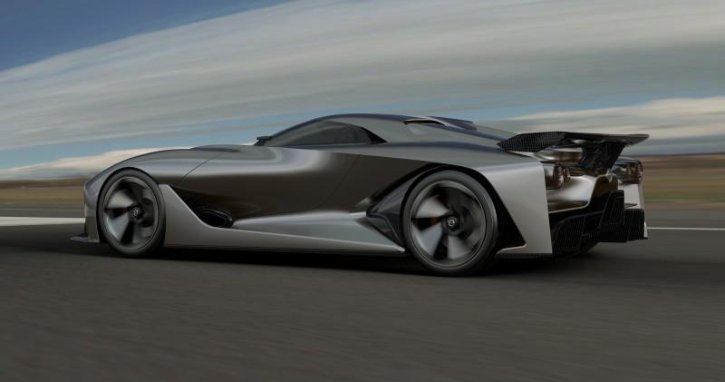 Nissan 2020 Concept Vision Gran Turismo - Fanaticar Magazin