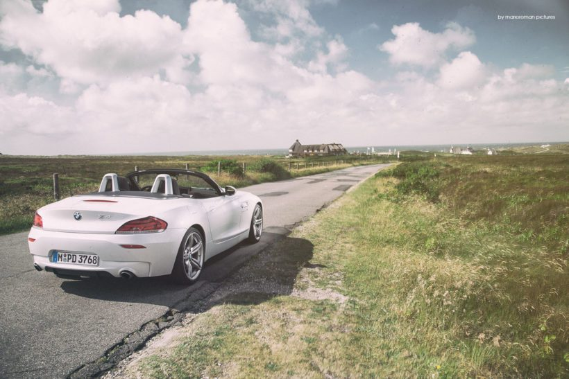 BMW Z4 Roadtrip Sylt - Fanaticar Magazin
