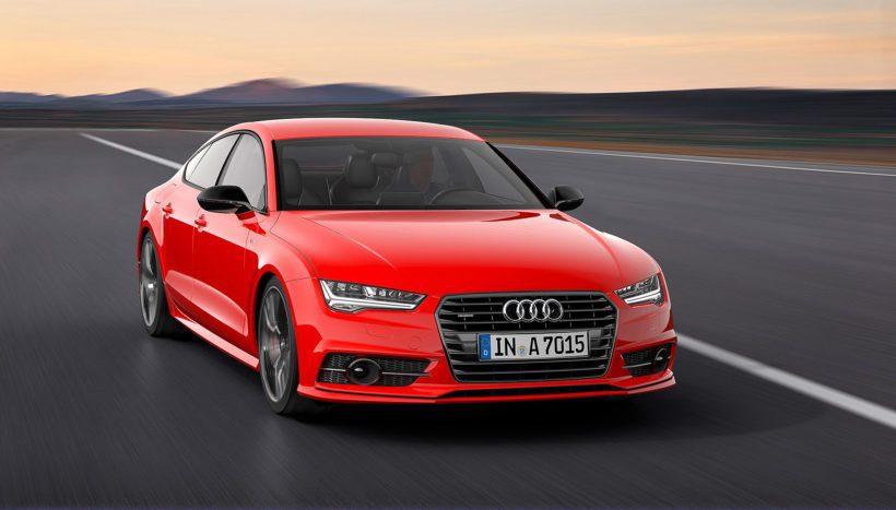 Audi A7 Sportback 3.0 TDI competition - Fanaticar Magazin