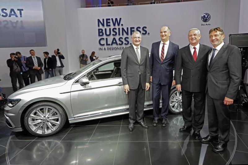 2015 Volkswagen Passat - Fanaticar Magazin