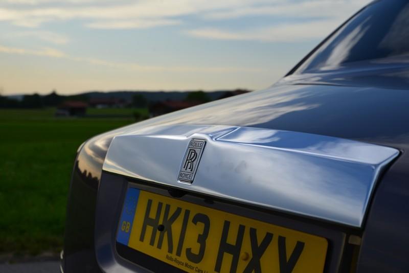 Rolls Royce Phantom - Fanaticar Magazin