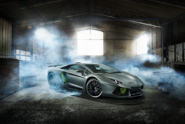 "Lamborghini Aventador Hamann ""Limited"" - Fanaticar Magazin"