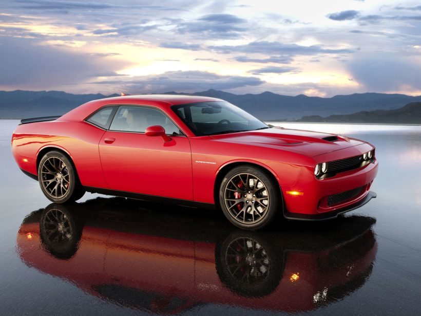 2015 Dodge Challenger SRT Supercharged - Fanaticar Magazin
