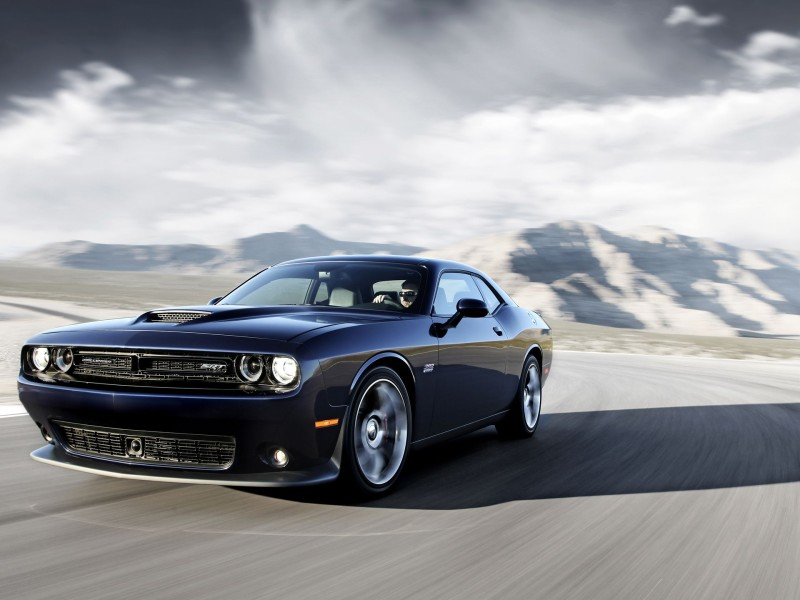 2015 Dodge Challenger SRT Supercharged - Fanaticar Magazin