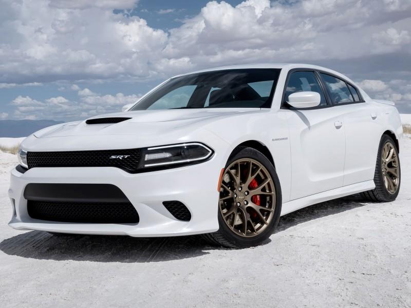 2015 Dodge Charger SRT Hellcat - Fanaticar Magazin