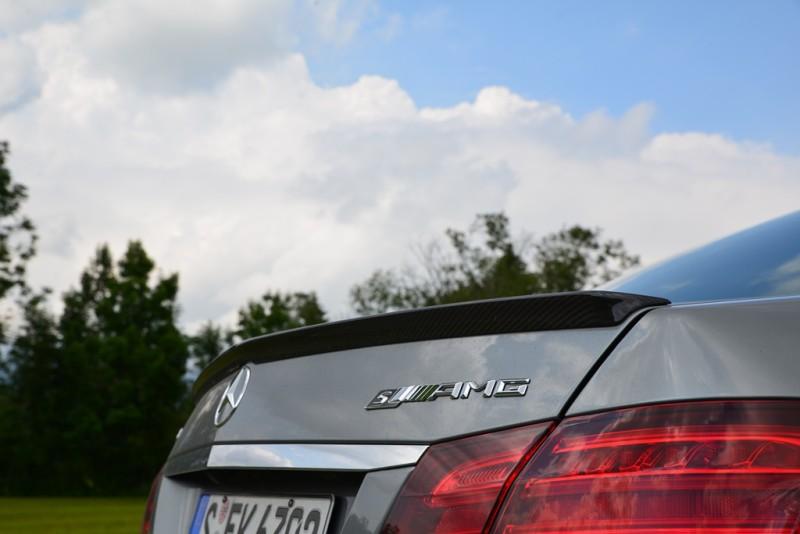Mercedes-Benz E 63 AMG S Modell 4MATIC - Fanaticar Magazin