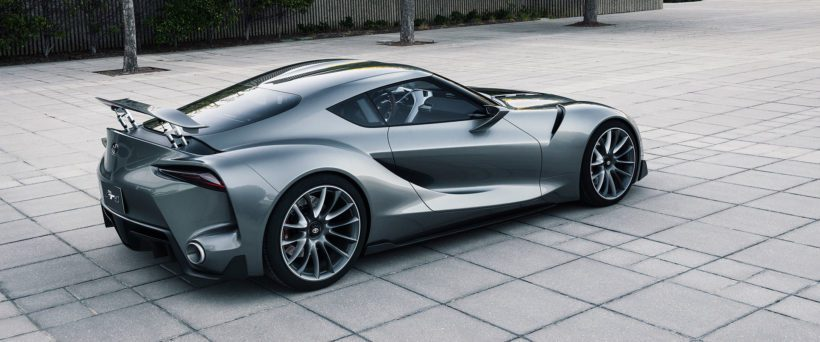 Toyota FT1 Vision GT - Fanaticar Magazin
