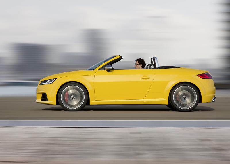2015 Audi TTS Roadster - Fanaticar Magazin