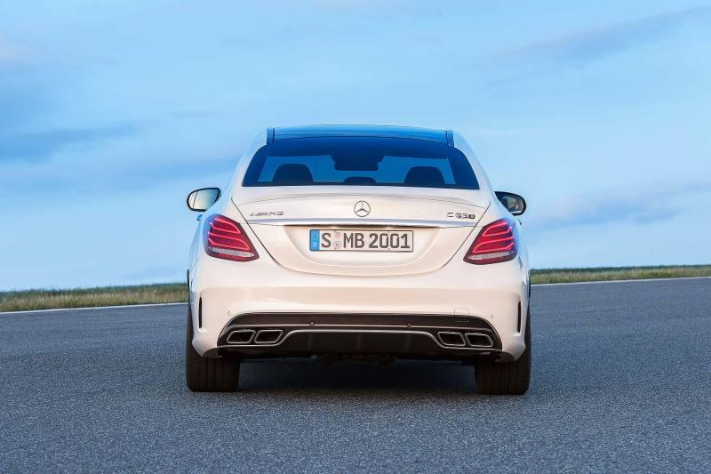 2015 Mercedes-AMG C 63 S sedan - Fanaticar Magazin