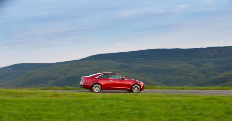 2015 Cadillac ATS Coupé - Fanaticar Magazin