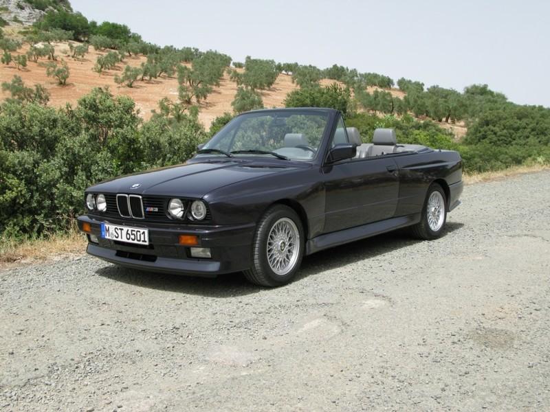 M3 E30 Cabrio - Fanaticar Magazin