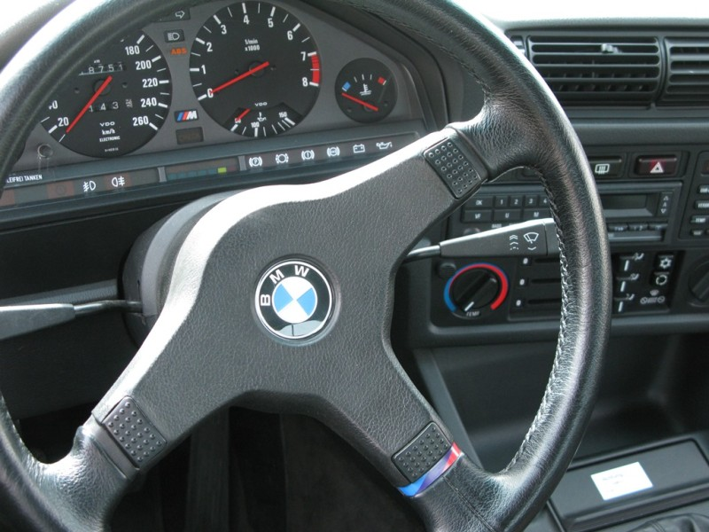 M3 E30 innen