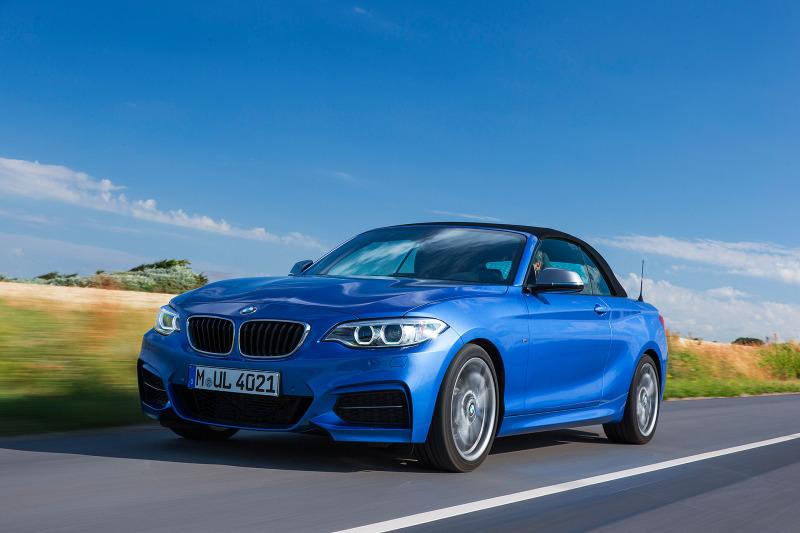 2015 BMW M235i Cabriolet - Fanaticar Magazin
