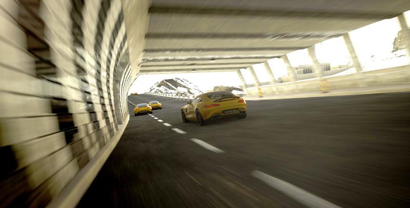Mercedes-Benz AMG GT DRIVECLUB- Fanaticar Magazin