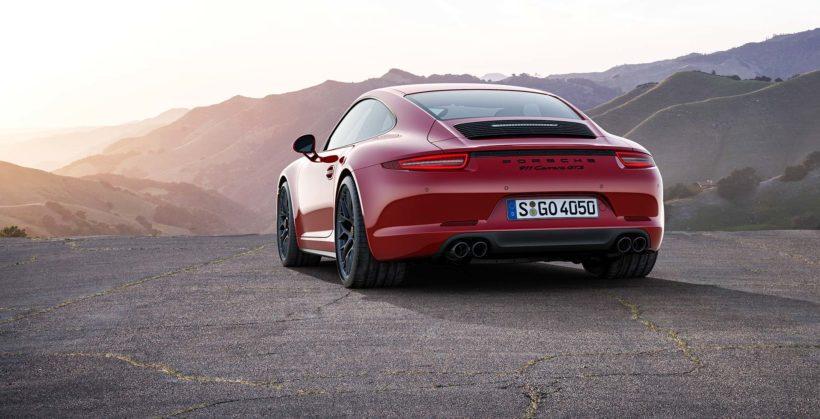Porsche 911 (991) Carrera GTS - Fanaticar Magazin