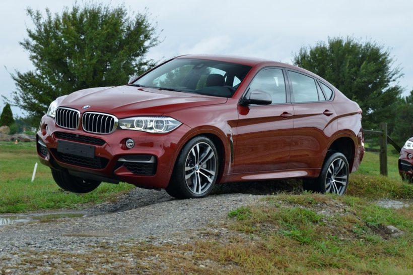 2015 BMW X6 M50D - Fanaticar Magazin