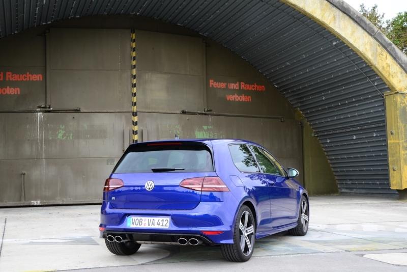 2014 Volkswagen Golf R - Fanaticar Magazin