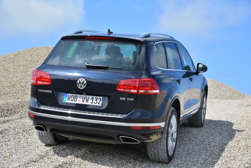 2015 Volkswagen Touareg - Fanaticar Magazin
