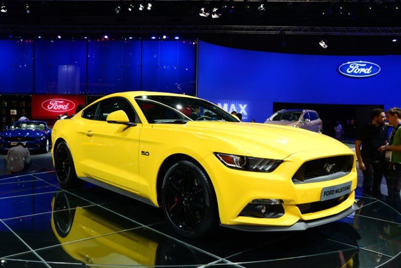 Ford Mustang - Fanaticar Magazin^