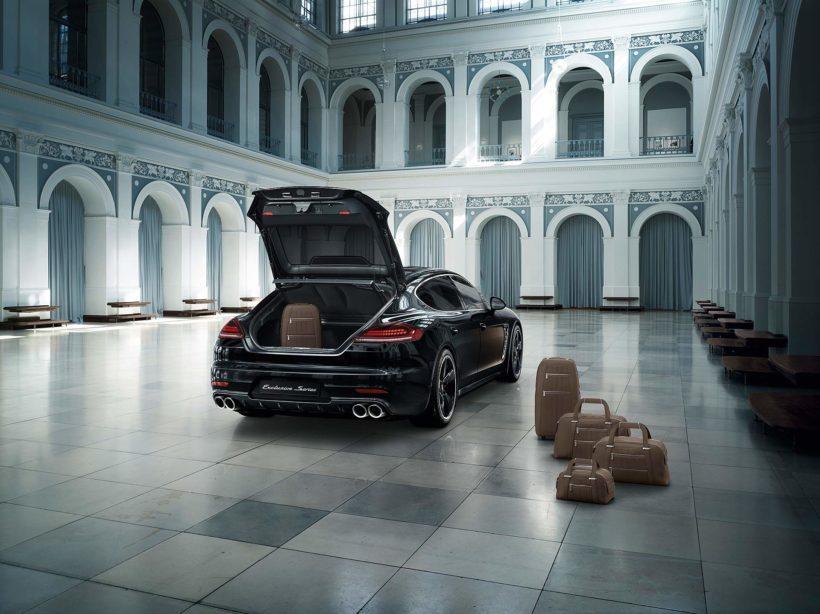 Porsche Panamera Exclusive Series - Fanaticar Magazin