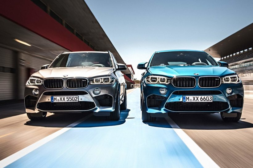 BMW X6 M & X5 M - Fanaticar Magazin
