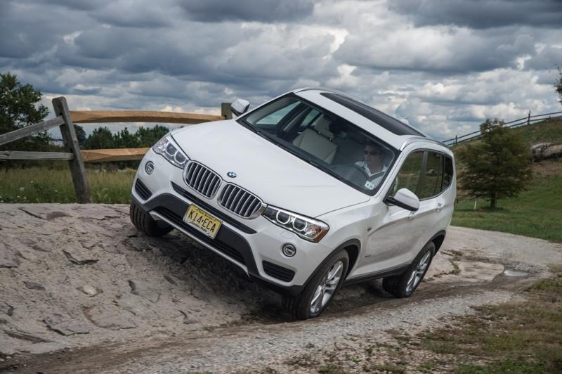 2014 BMW X3 xDrive35i - Fanaticar Magazin