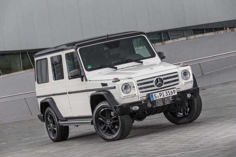 Mercedes-Benz G-Klasse Edition 35 - Fanaticar Magazin