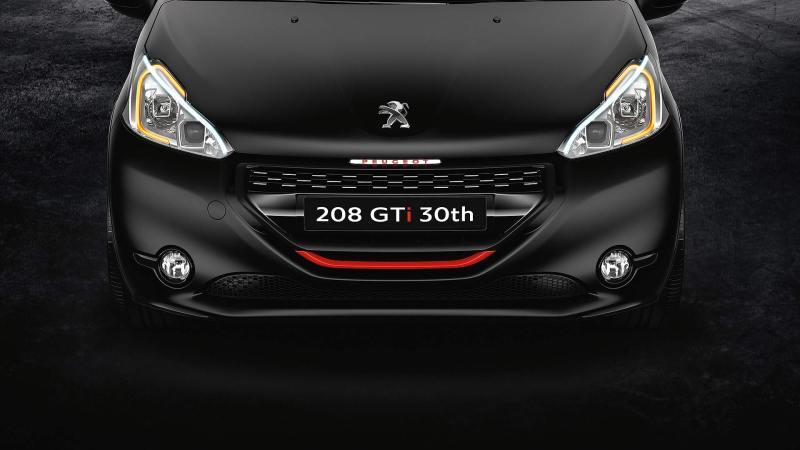 Peugeot 208 GTI 30th - Fanaticar Magazin
