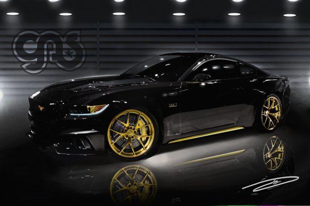 "2015 Ford Mustang ""Galpin Auto Sports"" - Fanaticar Magazin"