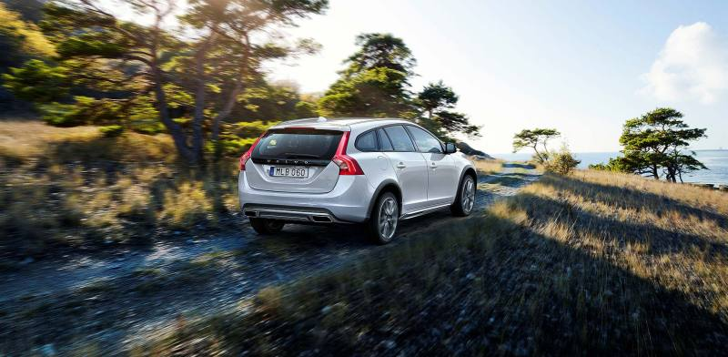 2015 Volvo V60 Cross Country - Fanaticar Magazin