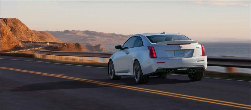 2016 Cadillac ATS-V Coupé - Fanaticar Magazin