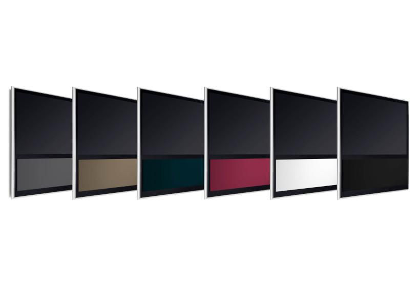 Neue Farben für BeoLab 17, BeoLab 20 und BeoVision 11