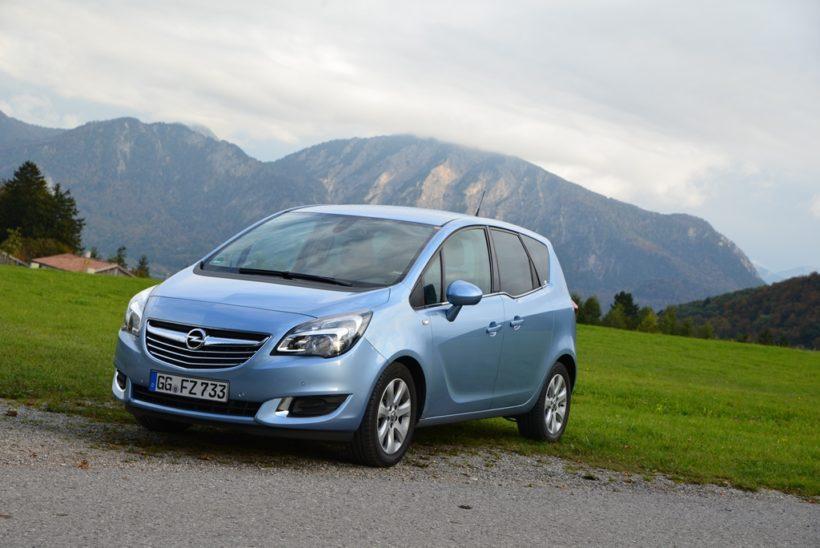 2014 Opel Meriva - Fanaticar Magazin