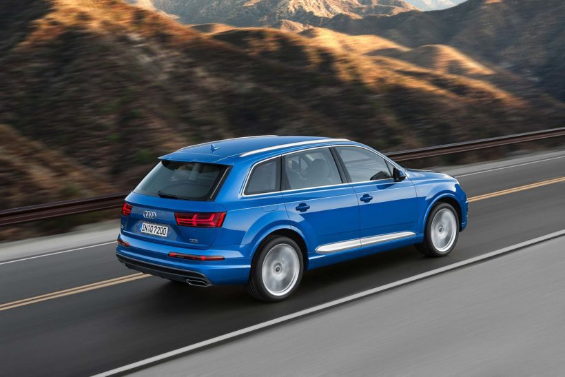 2015 Audi Q7 - Fanaticar Magazin