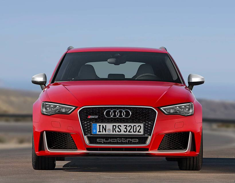 2015 Audi RS5 Sportback - Fanaticar Magazin