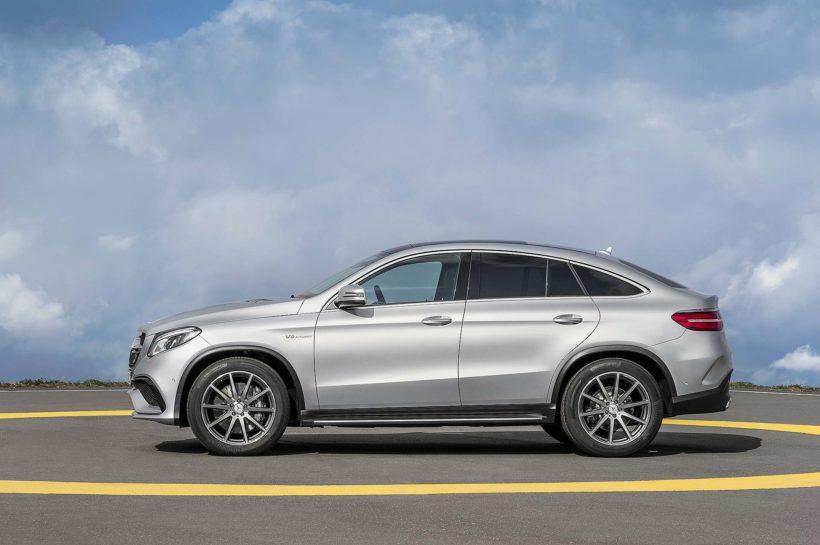 2015 Mercedes-AMG GLE 63 AMG Coupé 4matic - Fanaticar Magazin