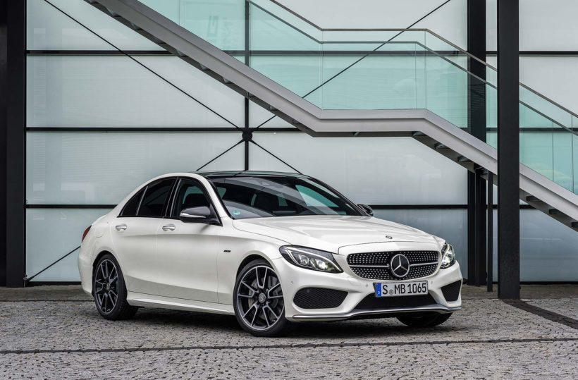 14C1443 39-820x539 in Mercedes-Benz C 450 AMG 4matic - Ein Hauch von Affalterbach