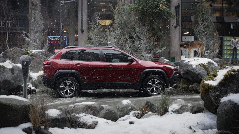 150107 J Cherokee Wildnis03-820x461 in Jeep: Plötzlich wortwörtlich im Großstadtdschungel