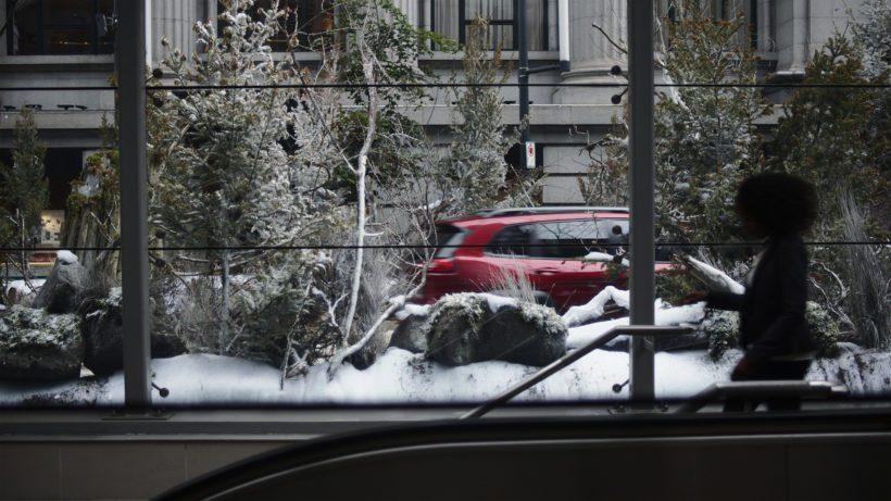 Jeep ließ sich in Vancouver was für seine Fans einfallen